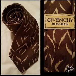 Givenchy Monsieur Tie
